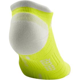 cep No Show Socks 3.0 Hombre, lime/light grey
